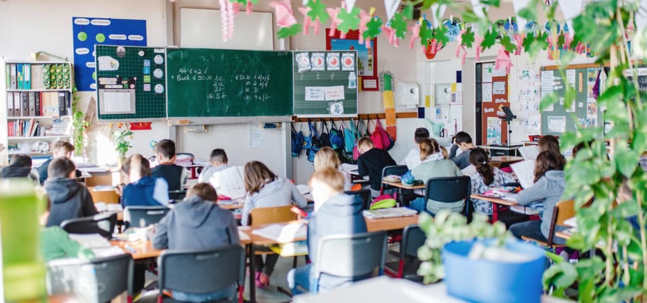LHS Klassenzimmer